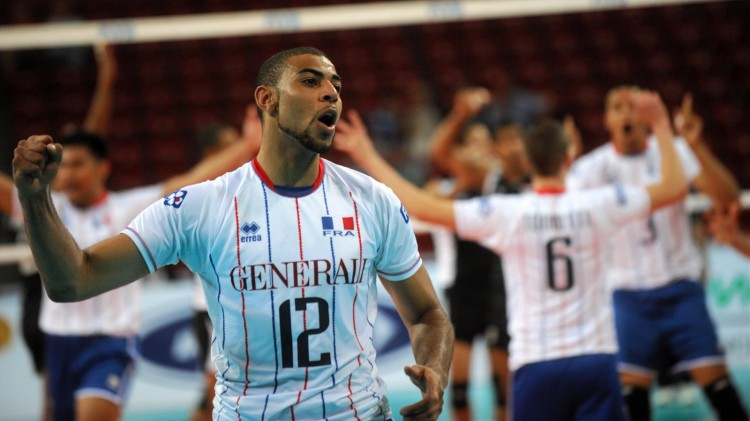 Match Volleyball France vs Allemagne en direct streaming live