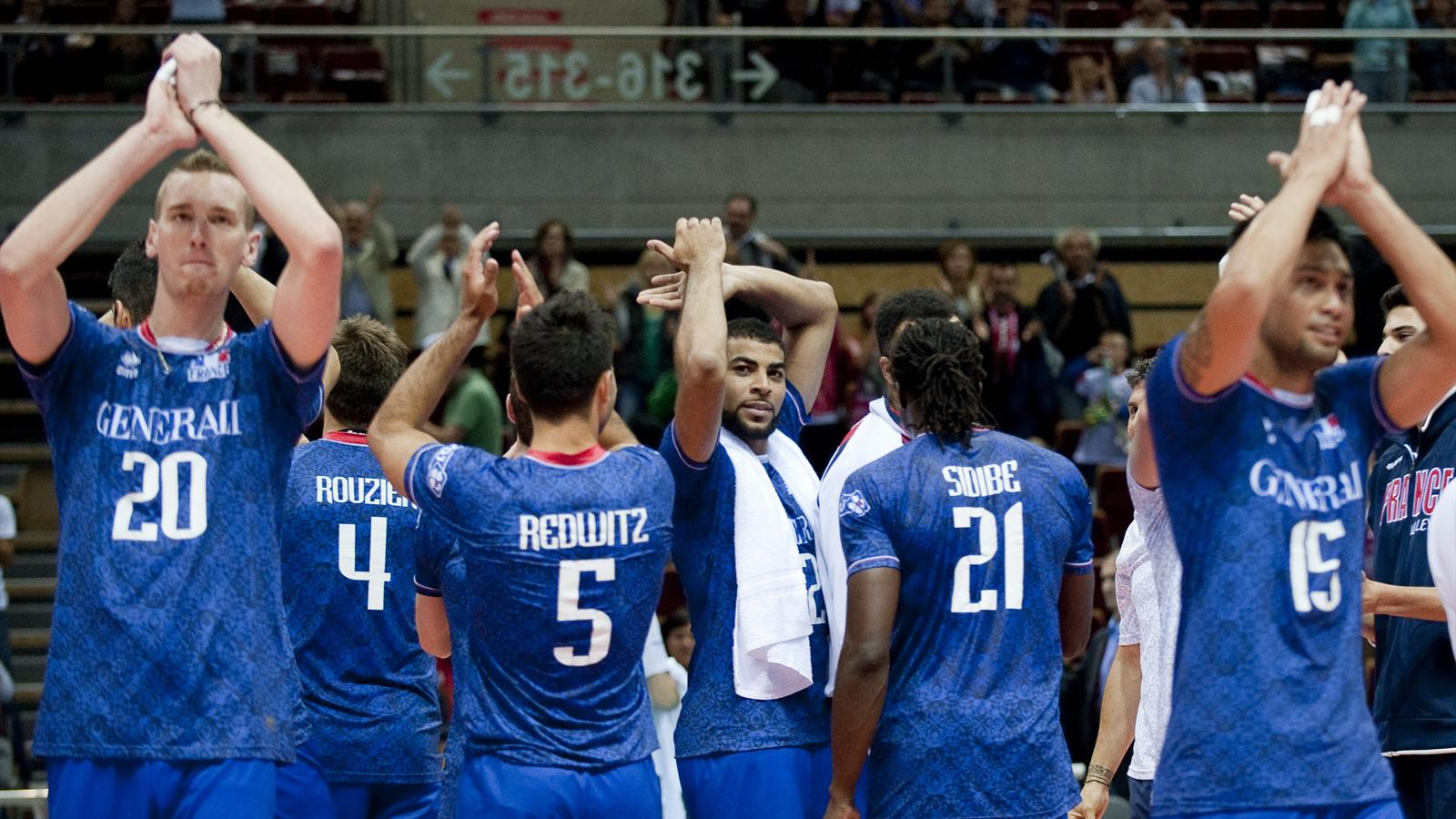 Match Volleyball France Iran en direct streaming live