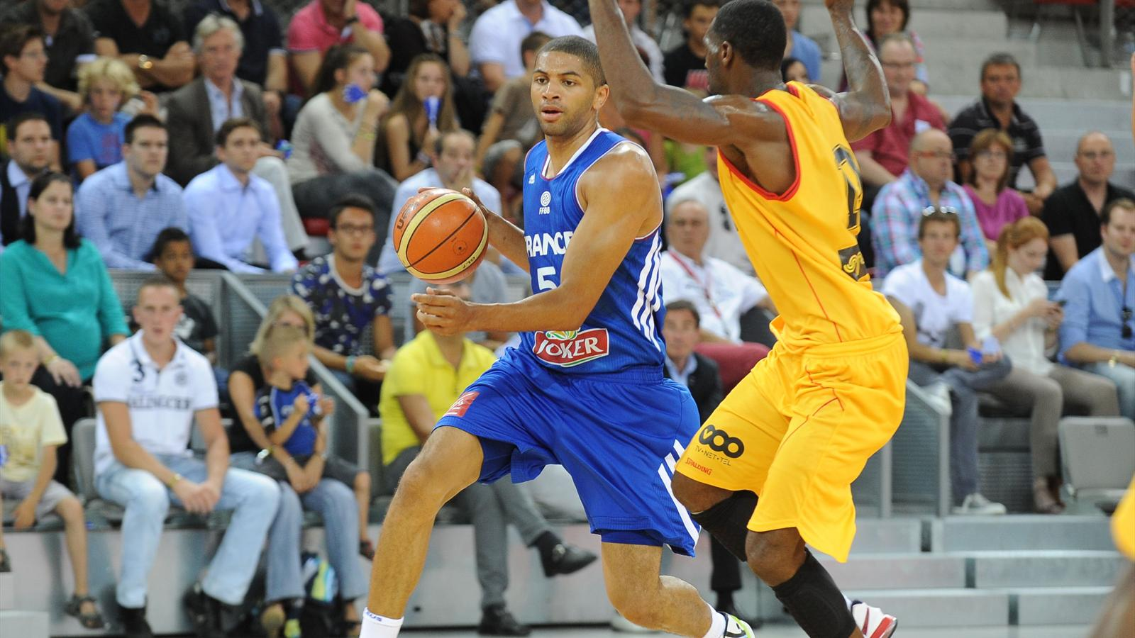 Match basketball France vs Lituanie en direct live streaming