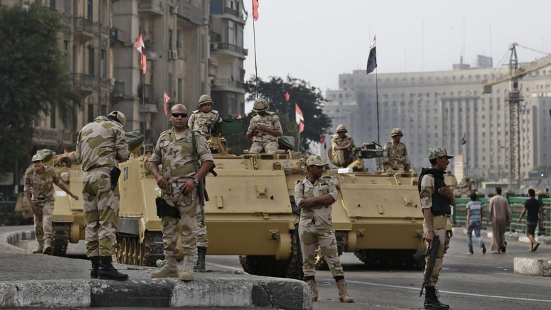 Militaire - Egypte