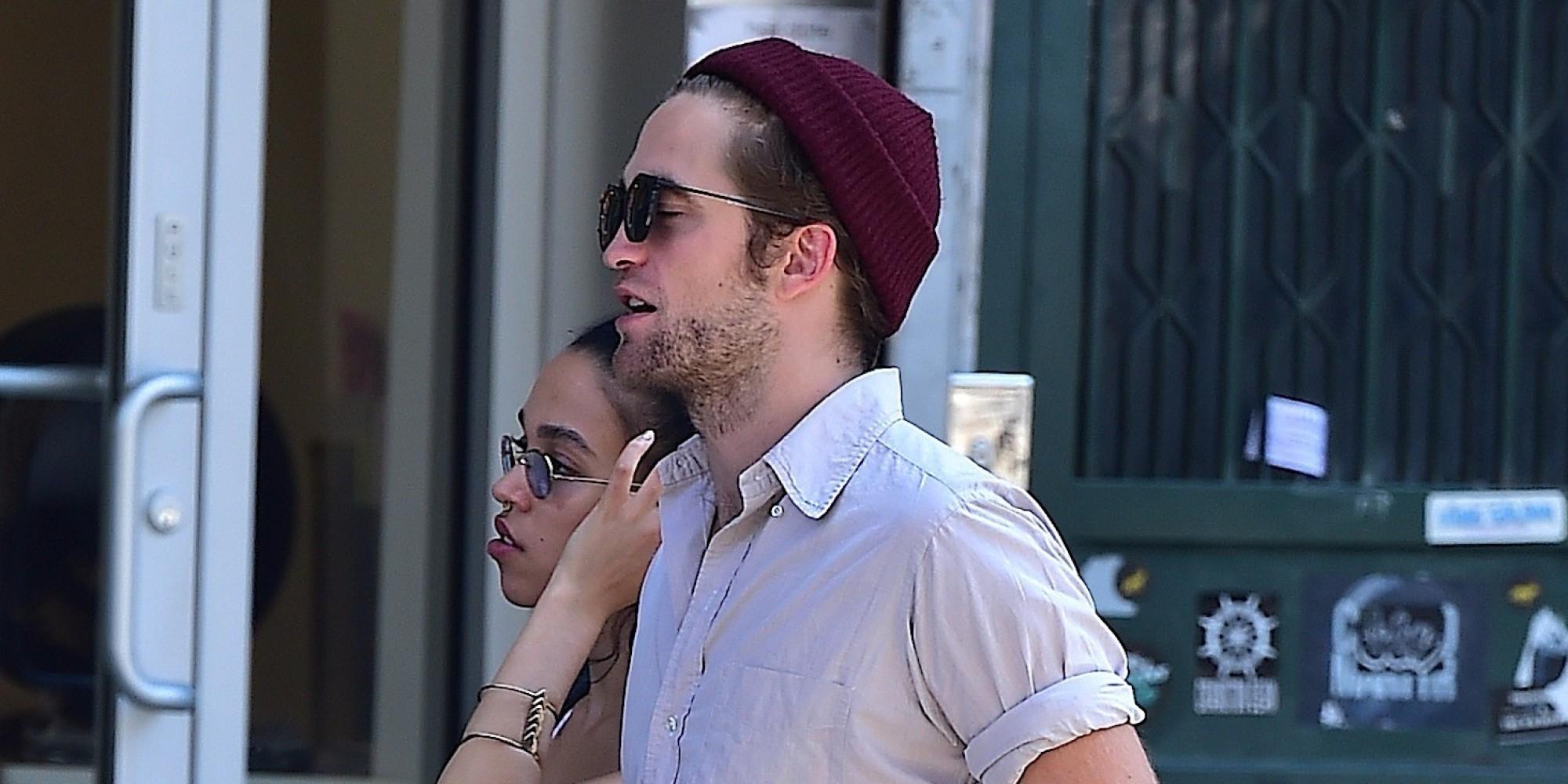 Robert Pattinson - Tahliah Debrett Barnett
