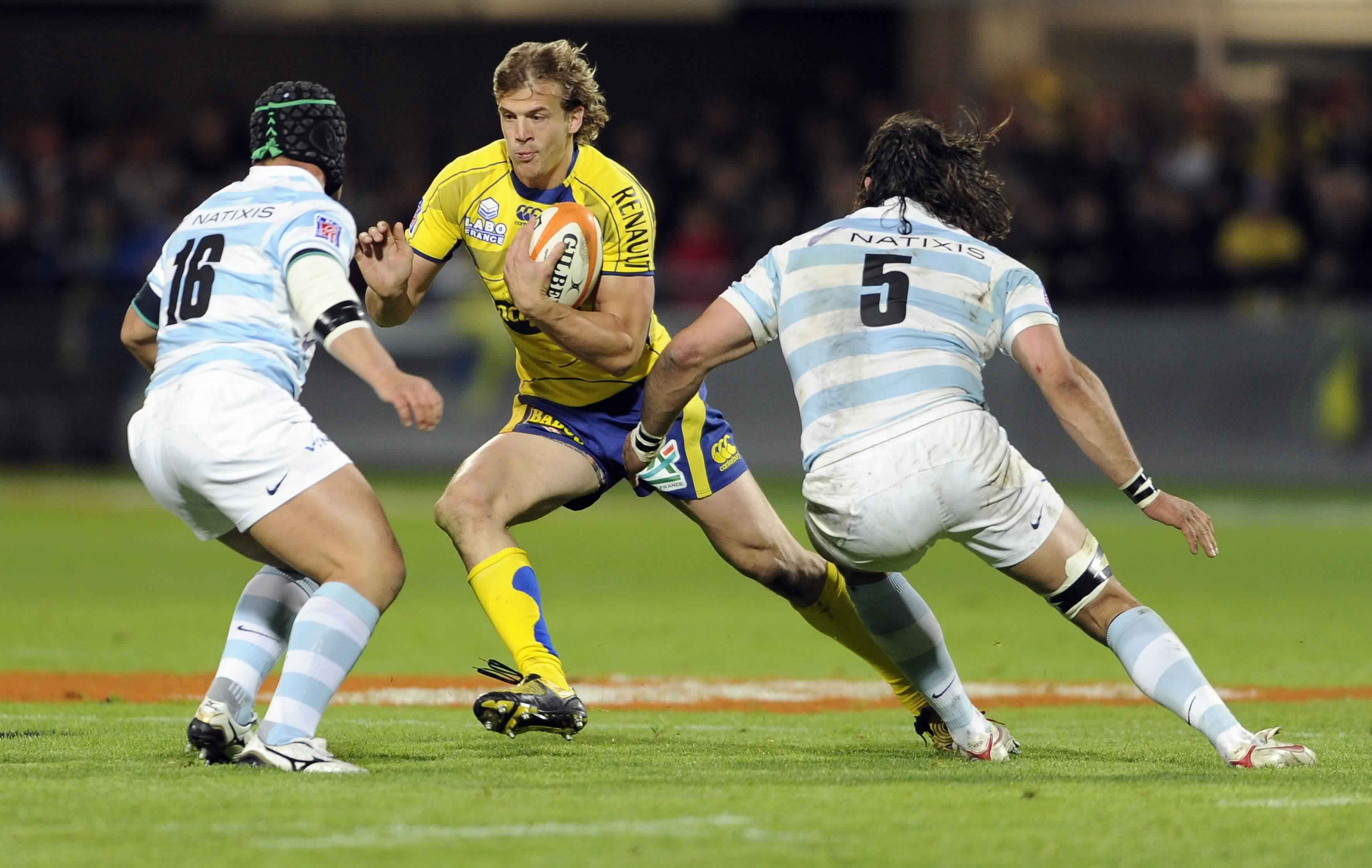 Rugby ASM Clermont Racing Metro 92 en direct streaming live