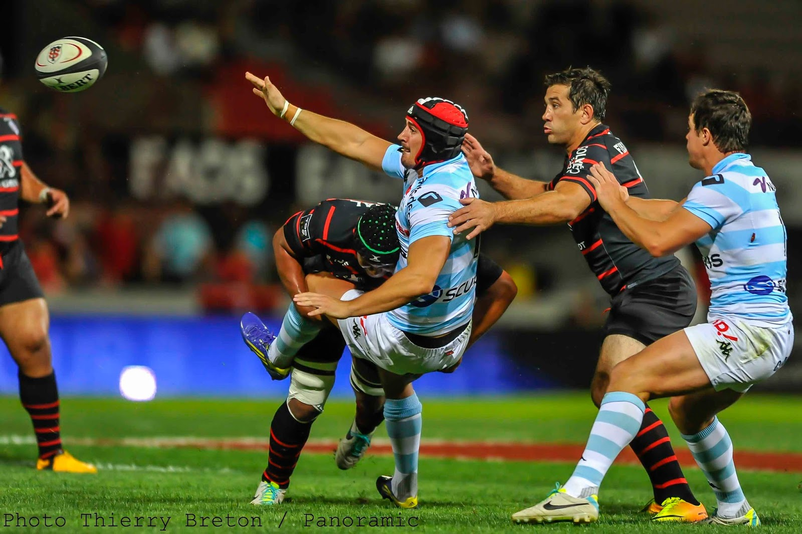 Rugby Racing Metro 92 Stade Toulousain en direct live streaming