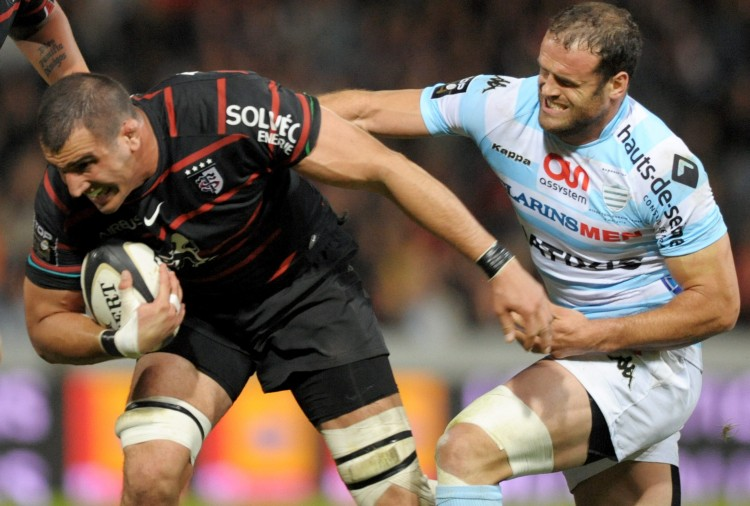 Rugby Stade Toulousain - Racing Metro 92 en direct live streaming
