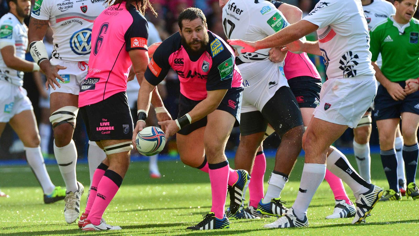 Rugby Stade Francais vs La Rochelle en direct live streaming