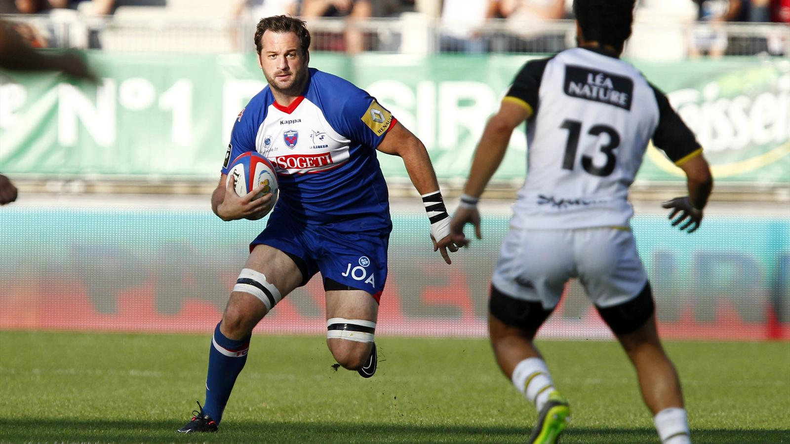 Rugby Top 14 FC Grenoble vs Racing Metro 92 en direct live streaming