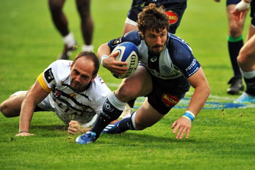 Rugby Top 14 Montpellier Castres Olympique en direct live streaming