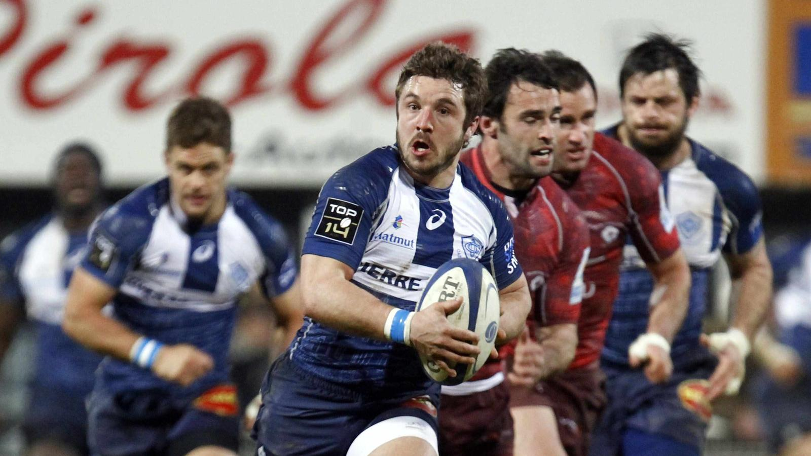 Rugby Top 14 Montpellier Castres Olympique en direct streaming live