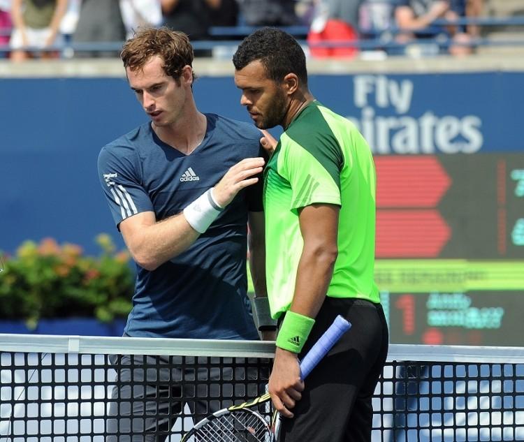 Tennis Jo Wilfried Tsonga vs Andy Murray en direct streaming live
