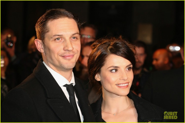 Tom Hardy - Charlotte Riley