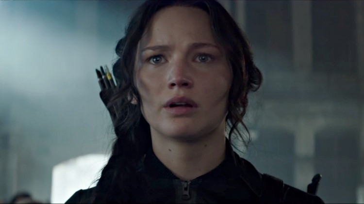 Trailer de Hunger Games 3 - Mockingjay