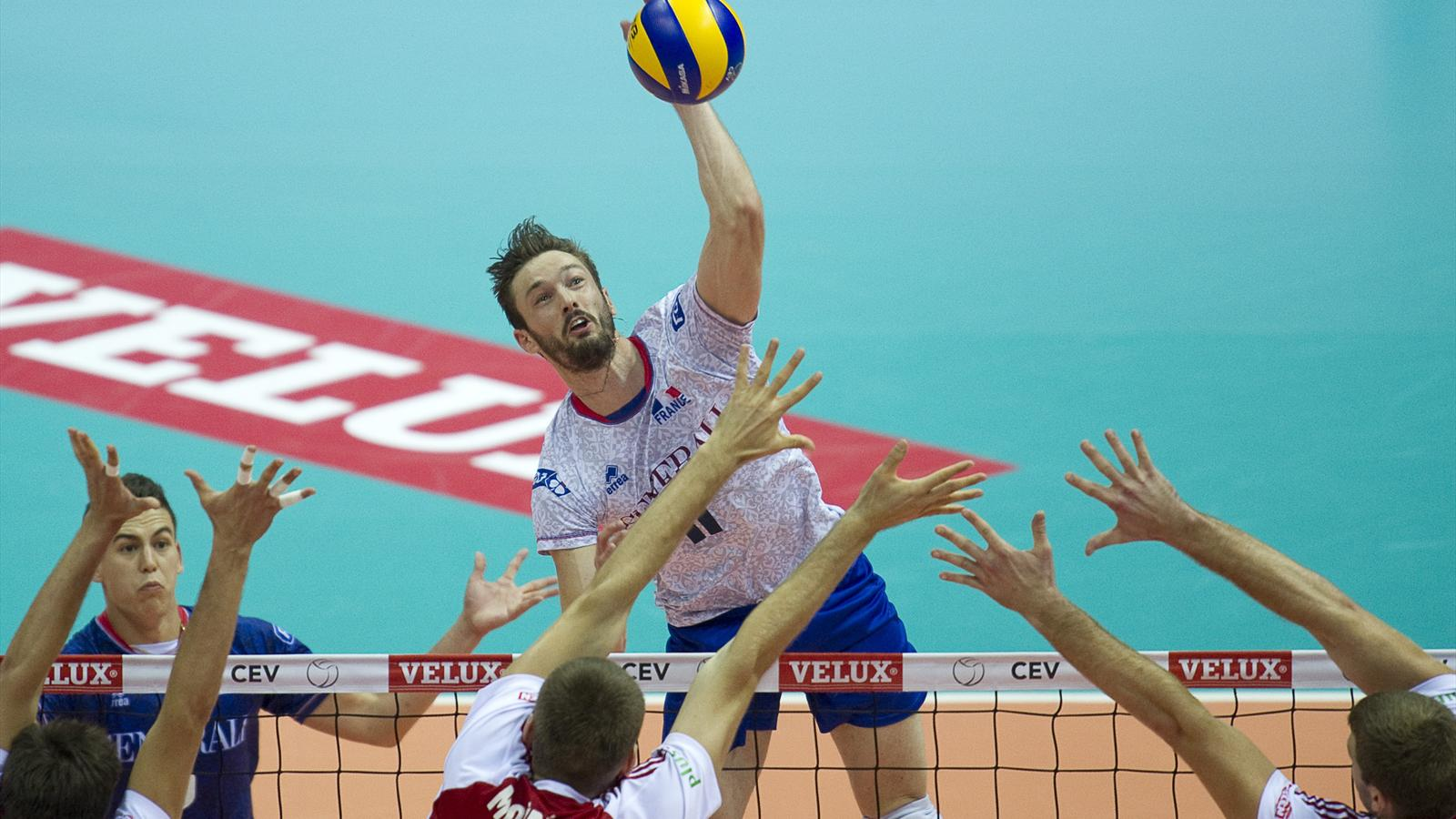 Volleyball France - Pologne en direct streaming live