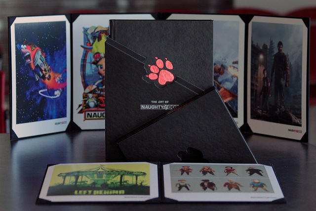 Artbook - Naughty Dog