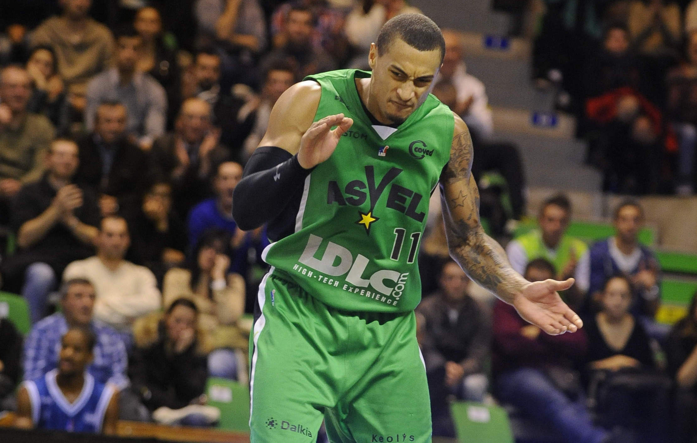 Match Basket Pro A ASVEL Lyon-Villeurbanne vs Bourg-en-Bresse en direct live streaming