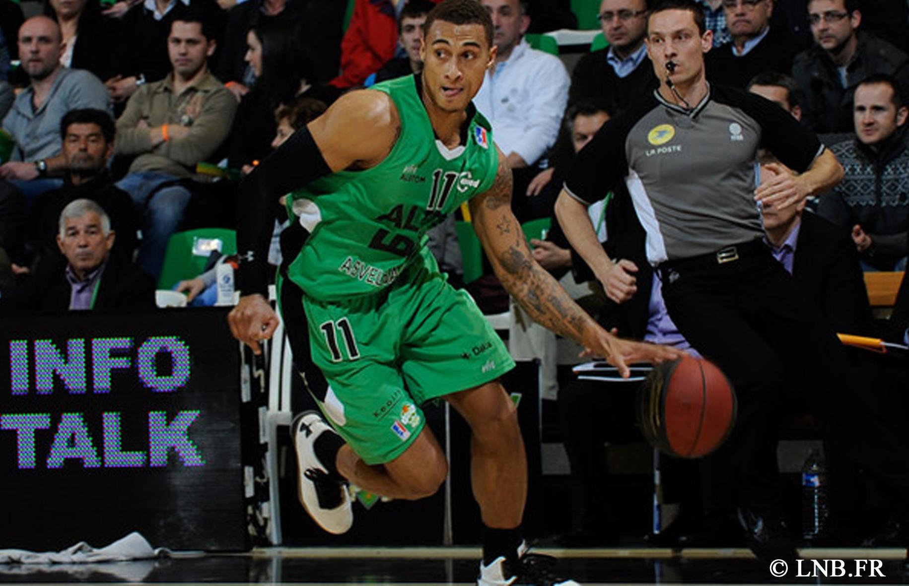Match Basket Pro A ASVEL Lyon-Villeurbanne vs Bourg-en-Bresse en direct live streaming