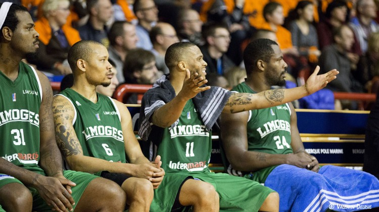 Basket Chalon-Reims vs Limoges CSP en direct live streaming