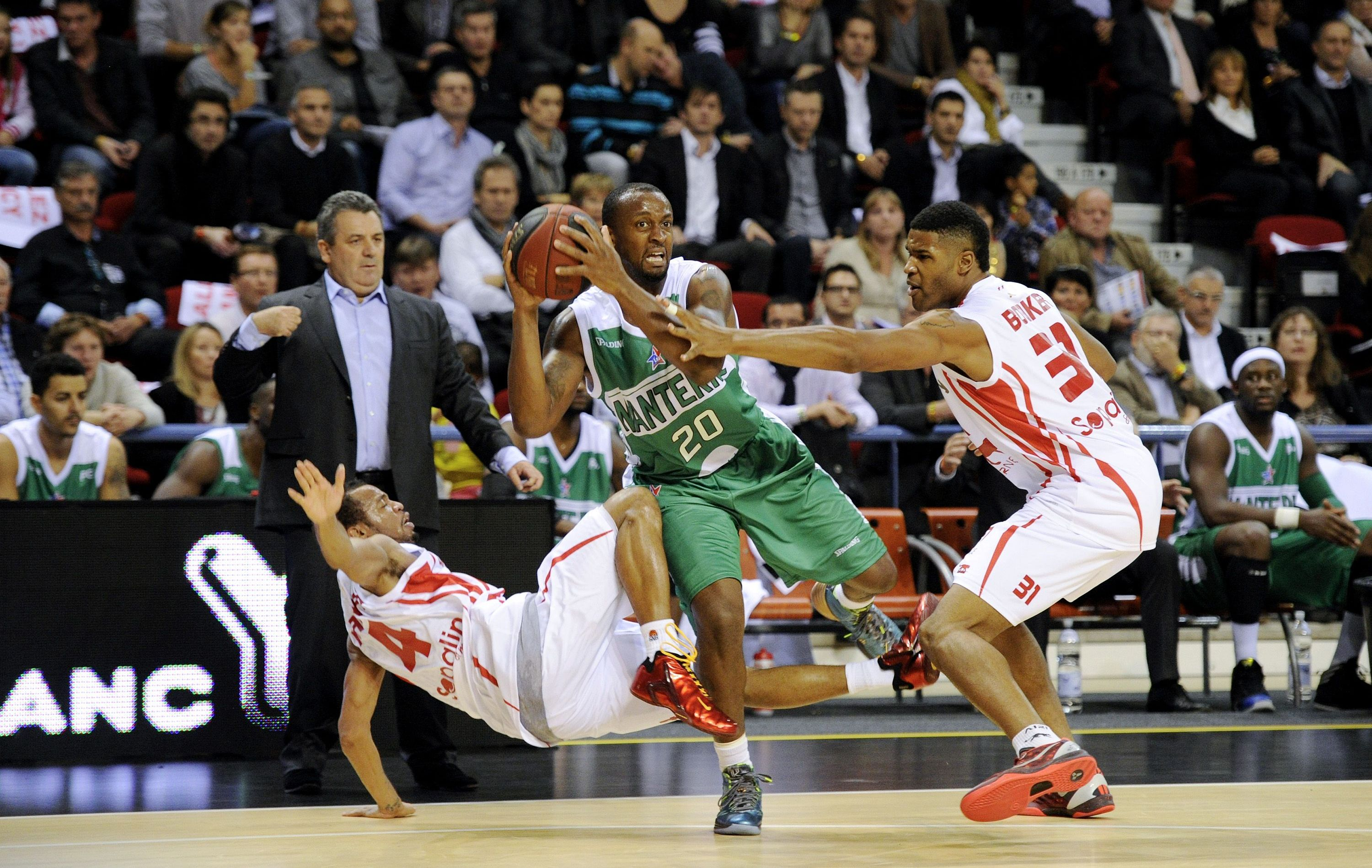 Basket SLUC Nancy vs JSF Nanterre en direct live streaming
