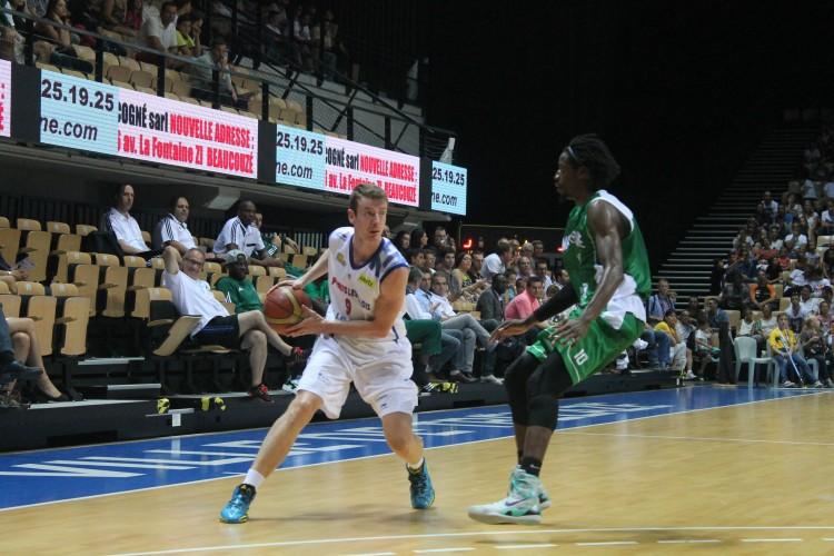 Basket Pro A: JSF Nanterre vs Paris Levallois en direct live streaming