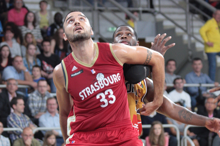 Basket Reggio Emilia vs SIG Strasbourg en direct live streaming