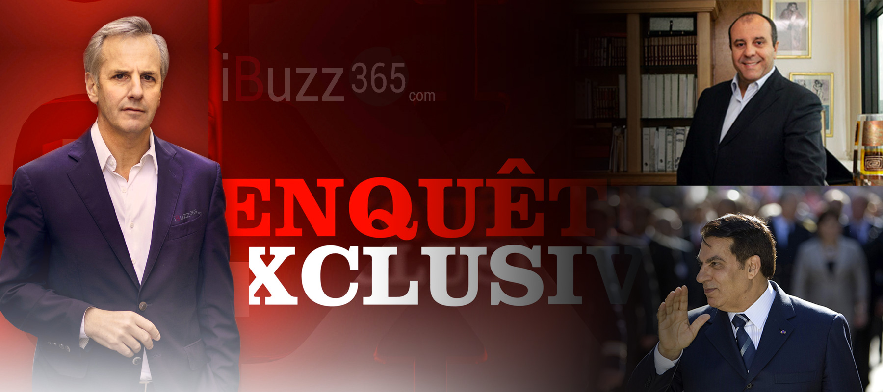 Enquête Exclusive en direct live streaming