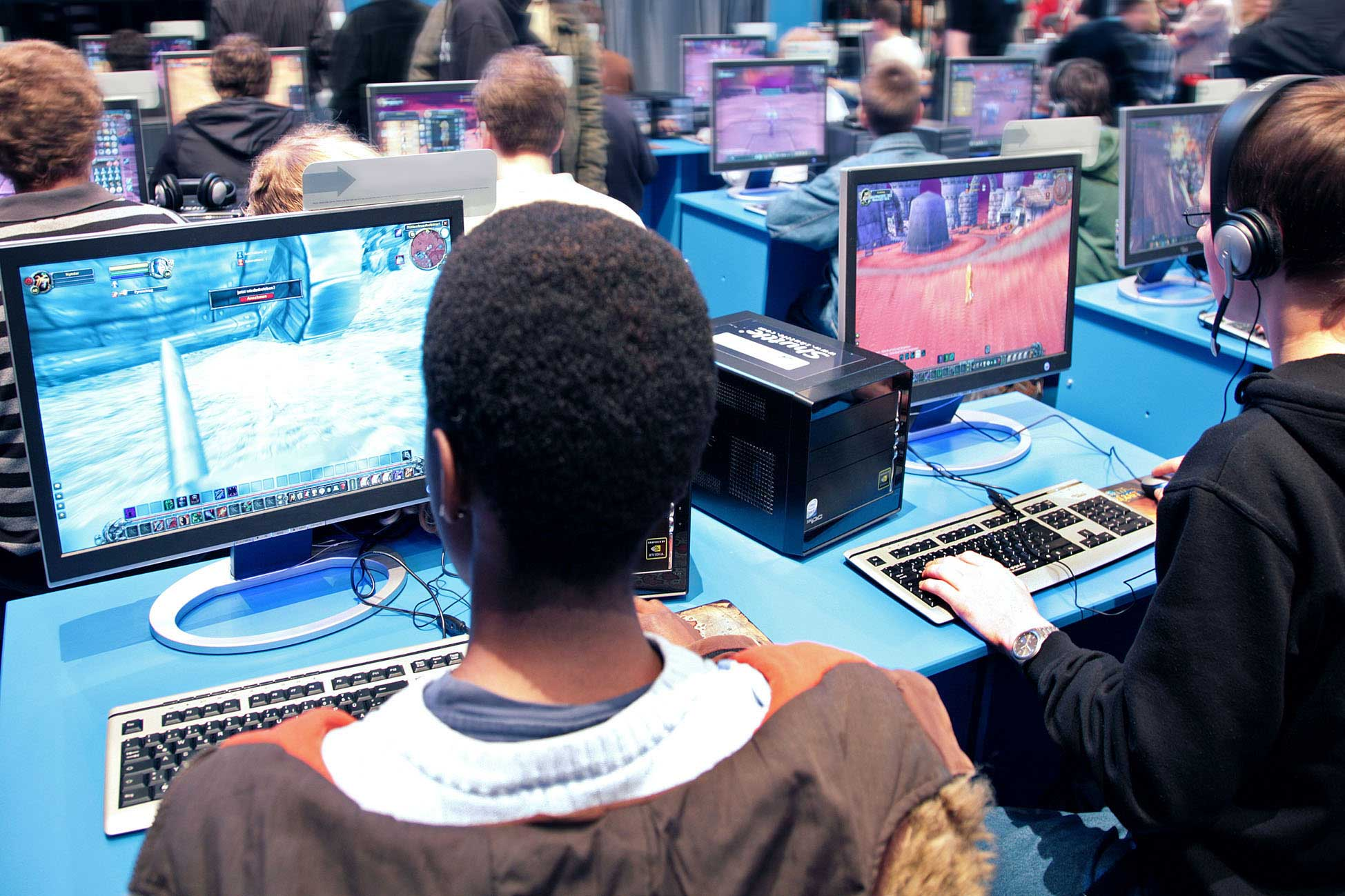Marché des Jeux vidéo en France