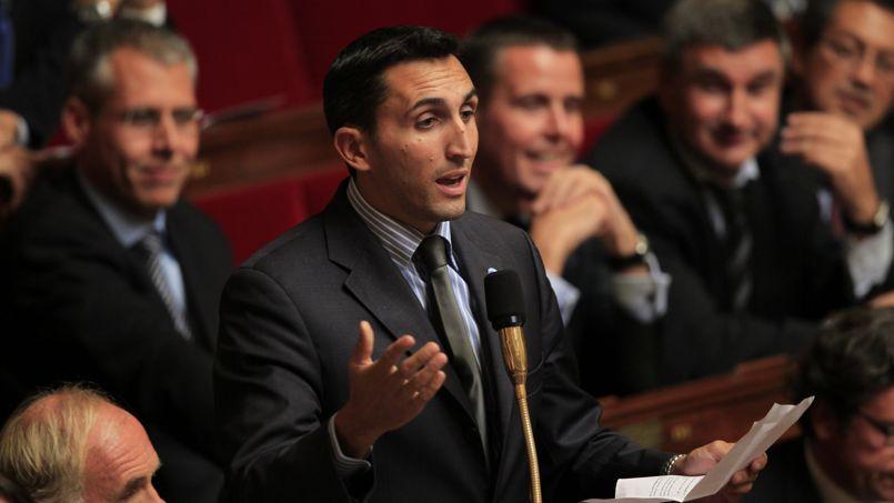 Julien Aubert - député UMP
