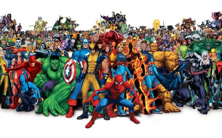 Marvel Studio Team