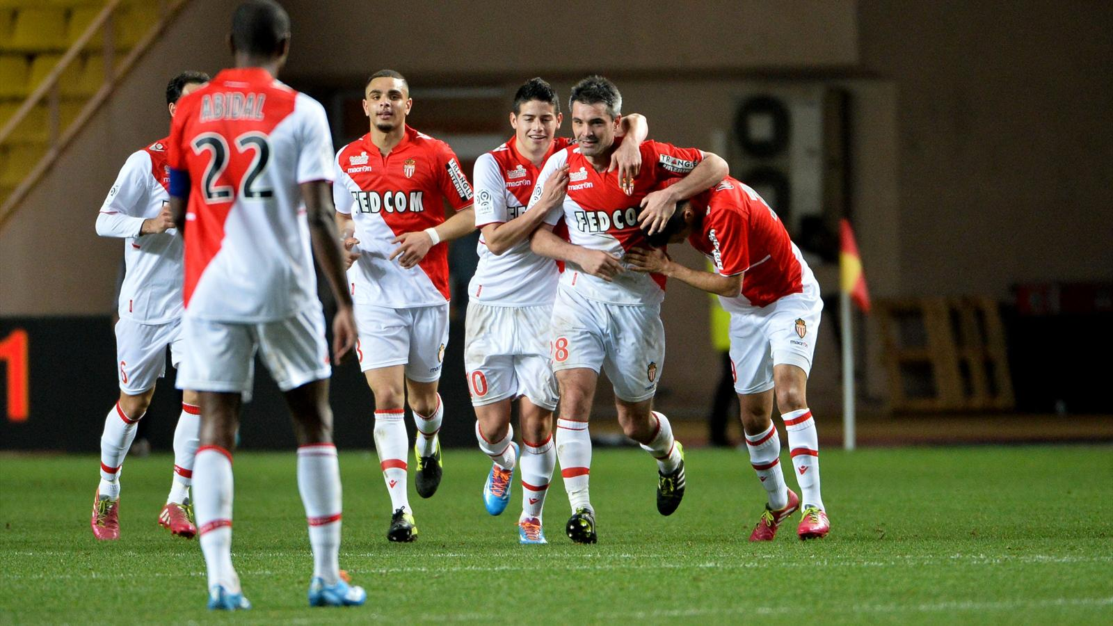 Match AS Monaco vs Stade de Reims en direct live streaming