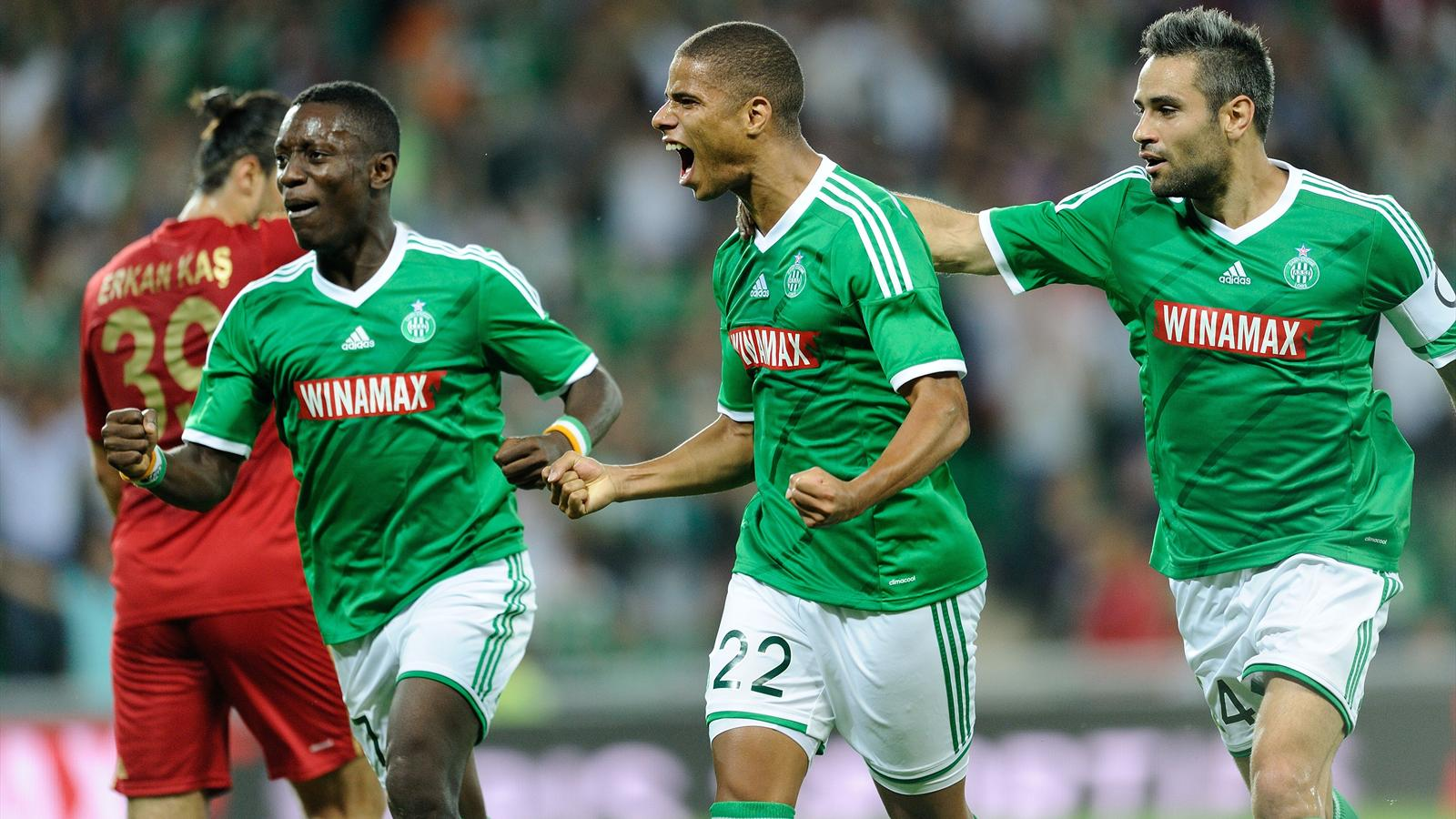 Match AS Saint-Etienne vs Dnipro en direct live streaming
