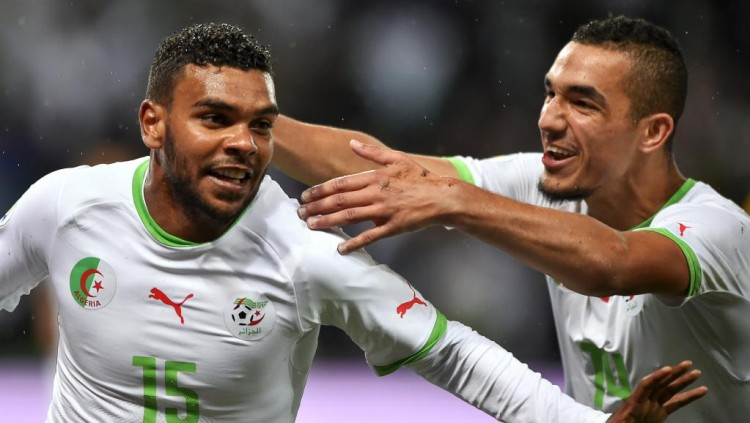 Match Algérie vs Ghana en direct live streaming