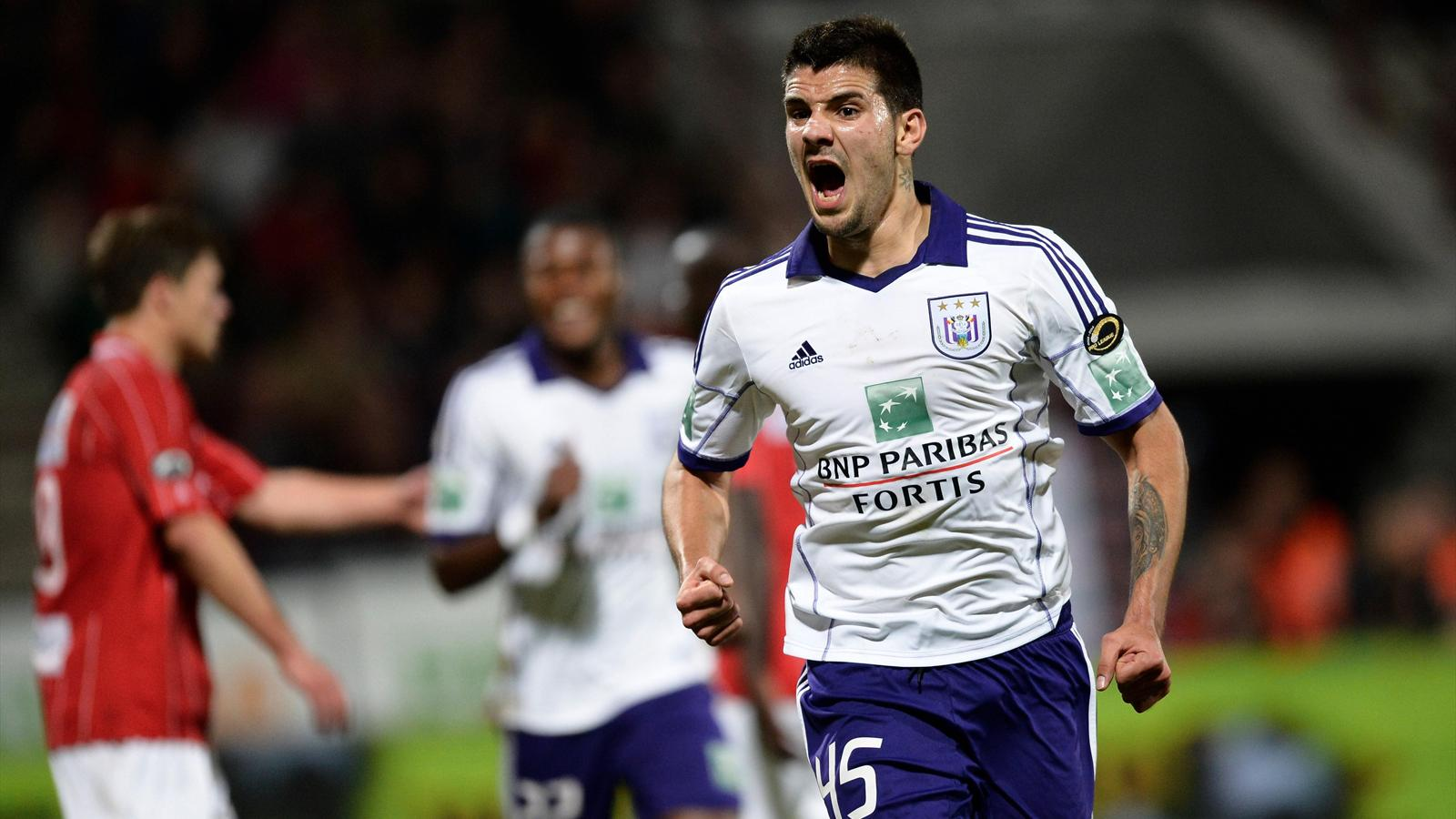 Match Sporting Anderlecht vs Arsenal en direct live streaming