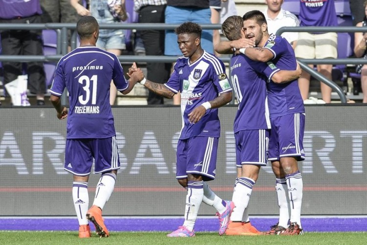Match Anderlecht vs Galatasaray en direct streaming live