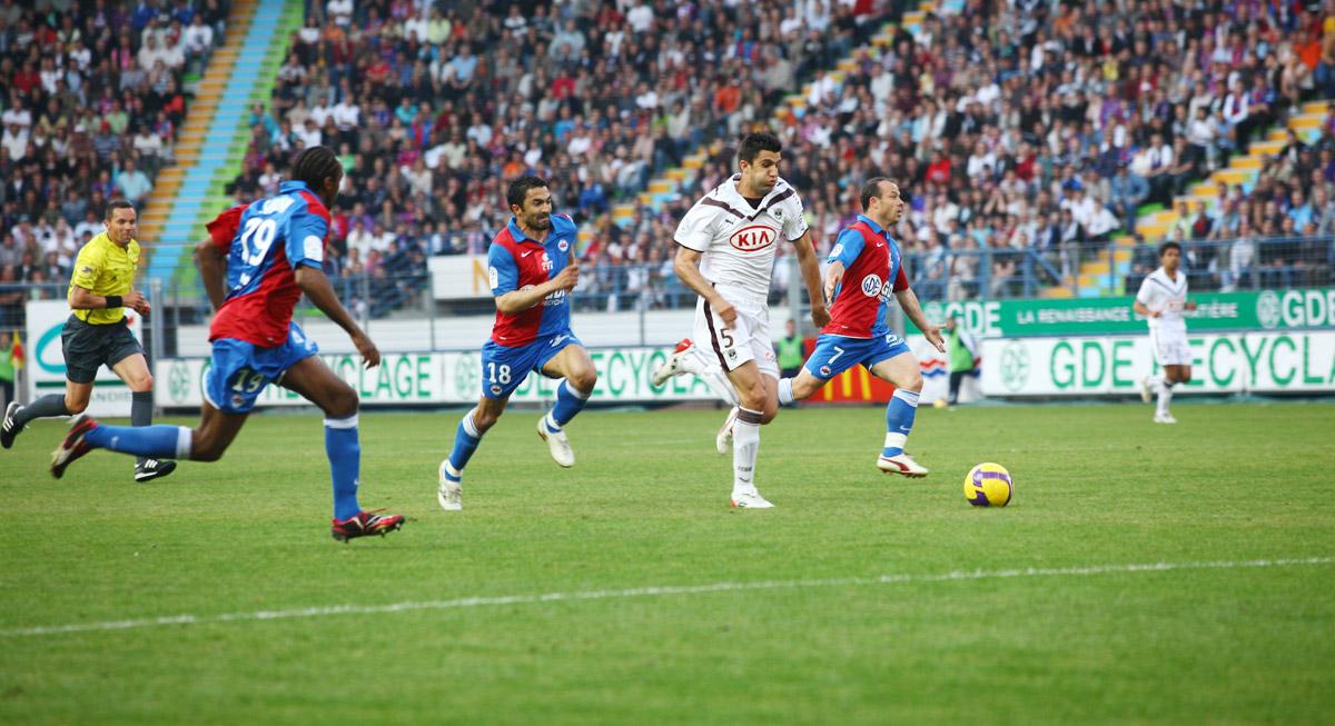Match Bordeaux vs SM Caen en direct live streaming
