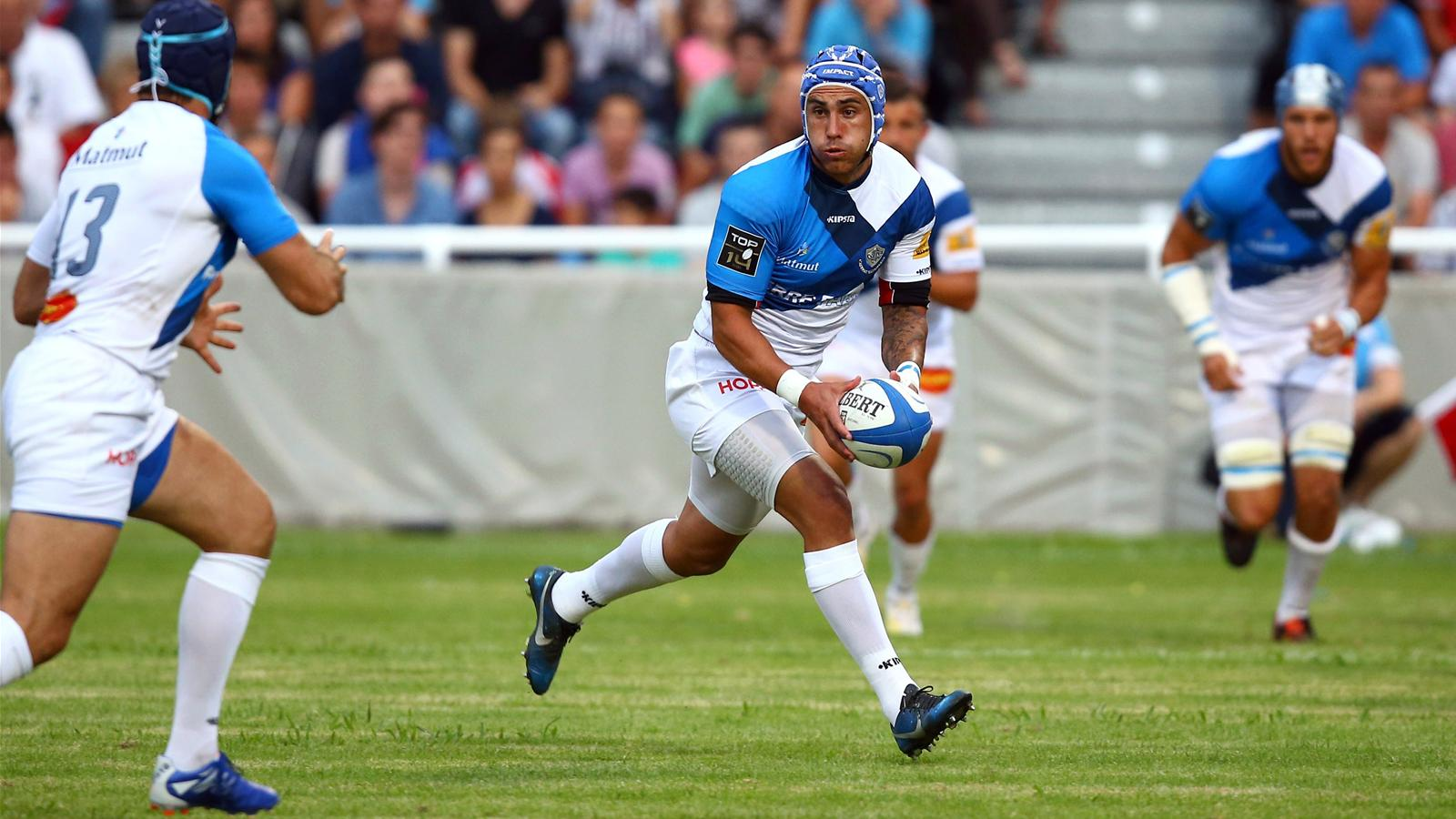 Match Castres Olympique vs Grenoble Rugby en direct streaming live