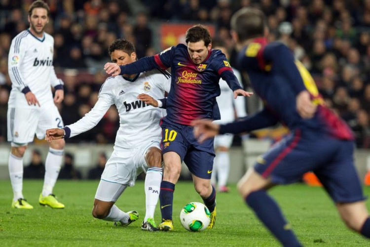 Match Clasico FC Barcelone vs Real Madrid en direct live streaming