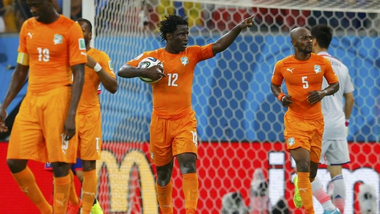 Match Côte d'Ivoire vs Ghana en direct live streaming