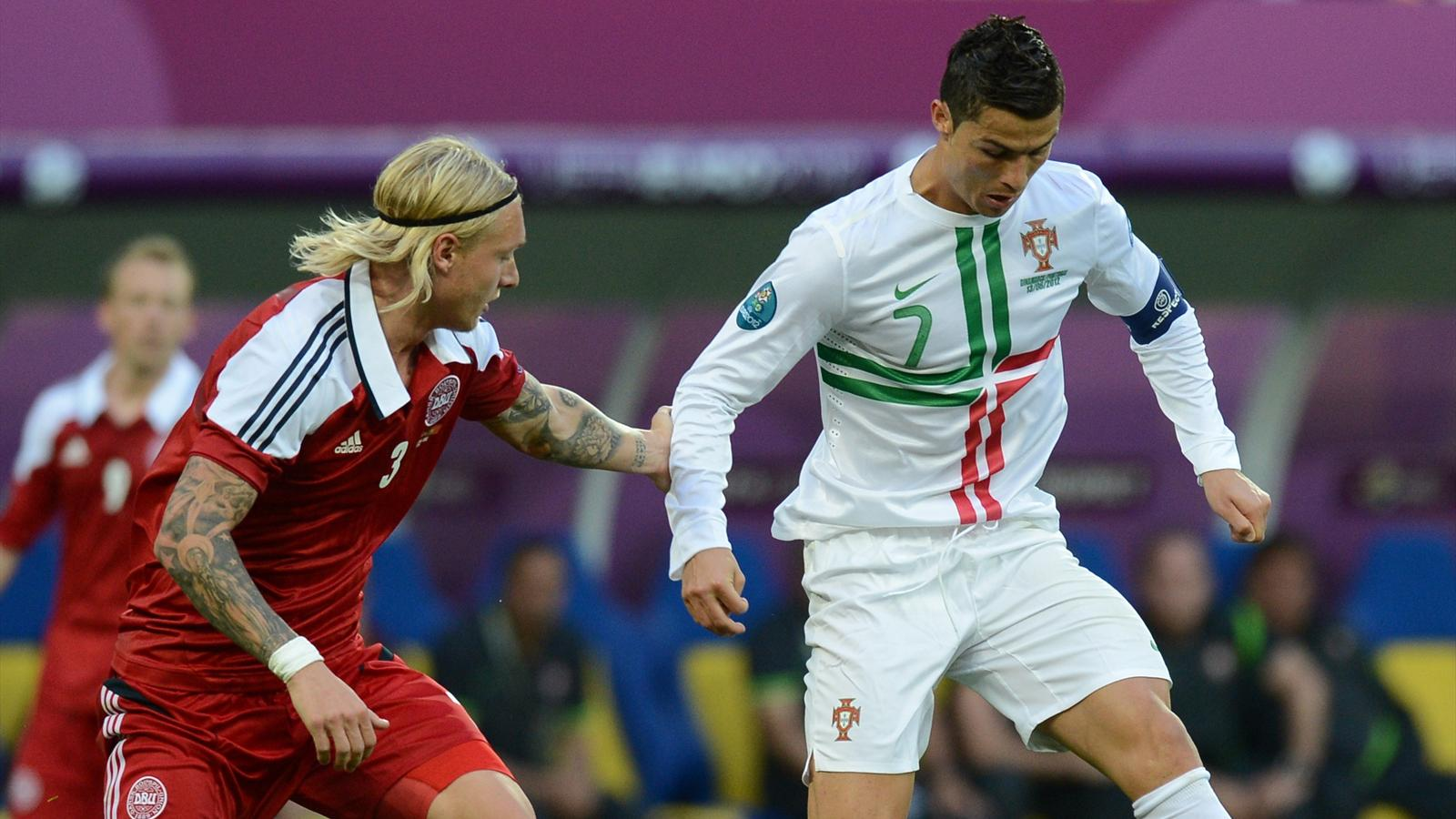 Match Danemark vs Portugal en direct live streaming