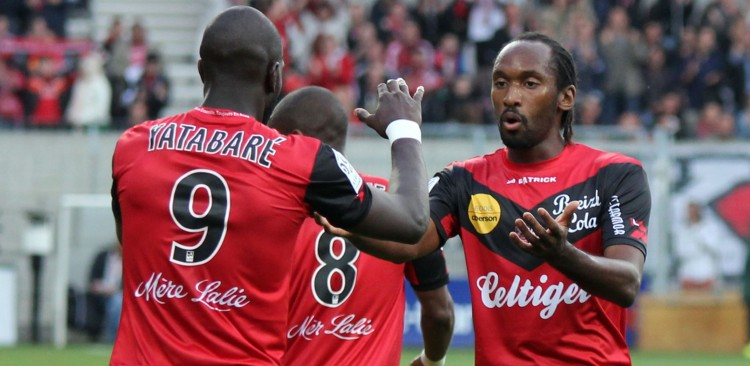 Match Guingamp vs Lille en direct live streaming