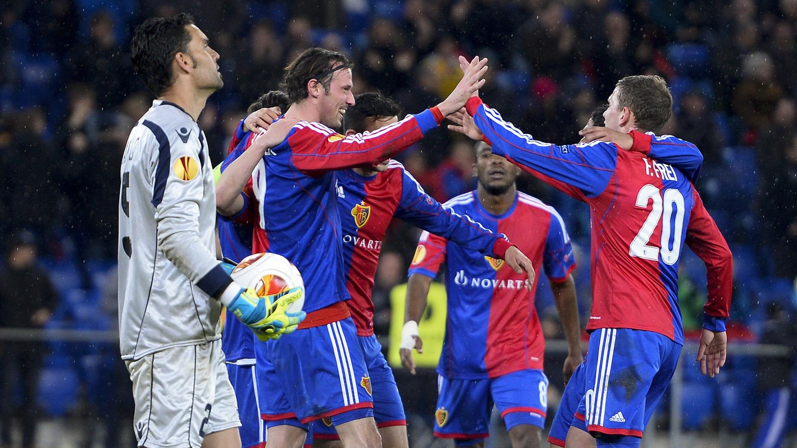 Match FC Bâle vs Liverpool en direct live streaming