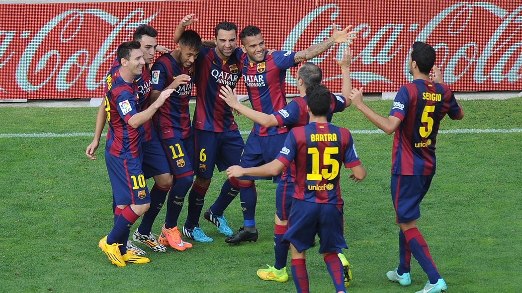 Match FC Barcelone vs Eibar en direct live streaming
