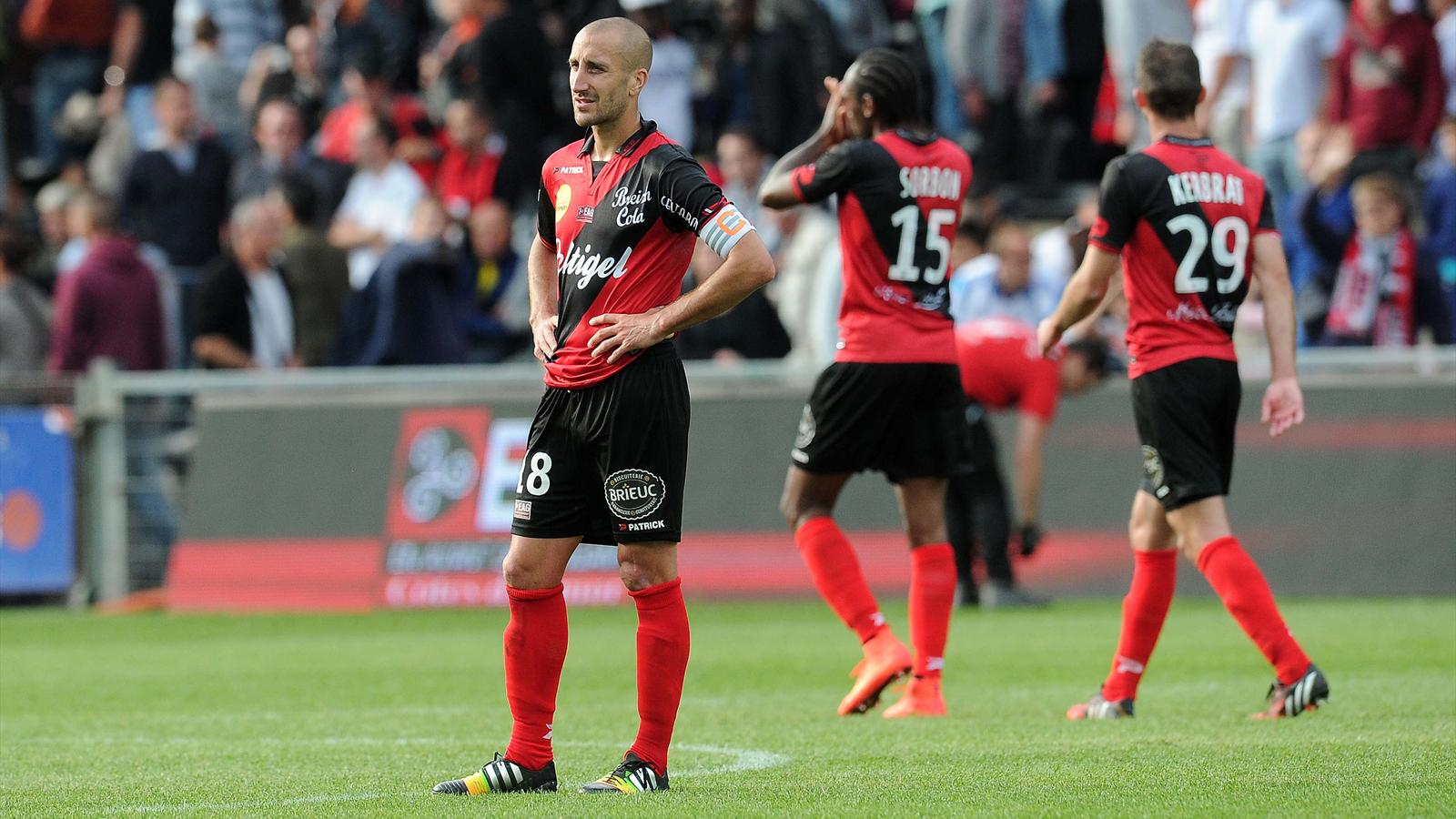 Match LOSC Lille vs EA Guingamp en direct streaming live