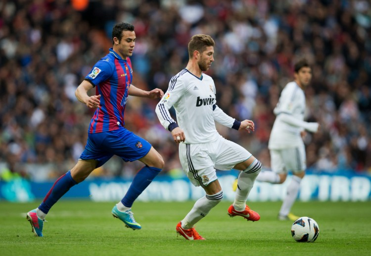 Match Levante vs Real Madrid en direct live streaming