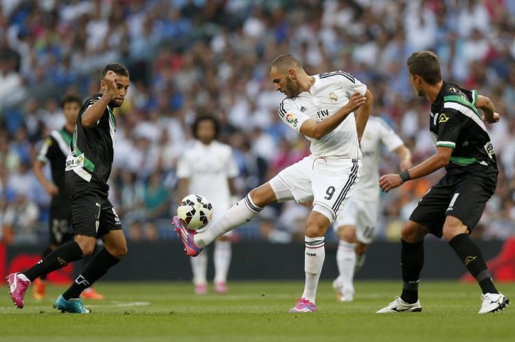 Match Real Madrid vs Ludogorets en direct streaming live