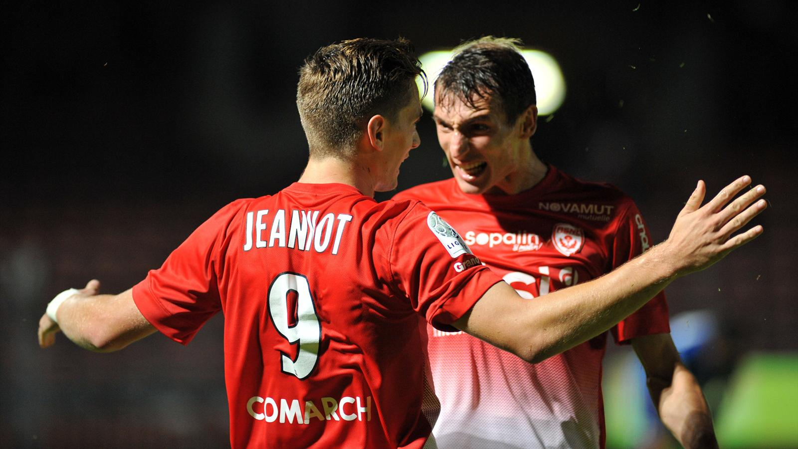 Match AS Nancy-Lorraine vs Le Havre en direct live streaming