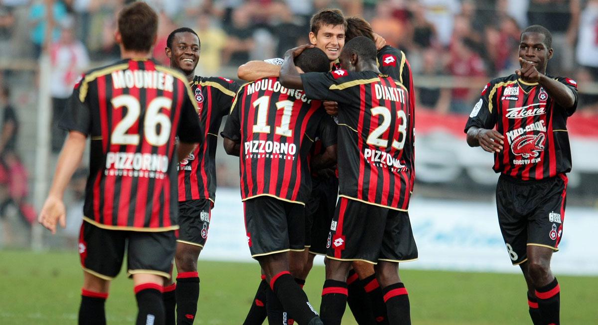Match OGC Nice vs FC Metz en direct live streaming