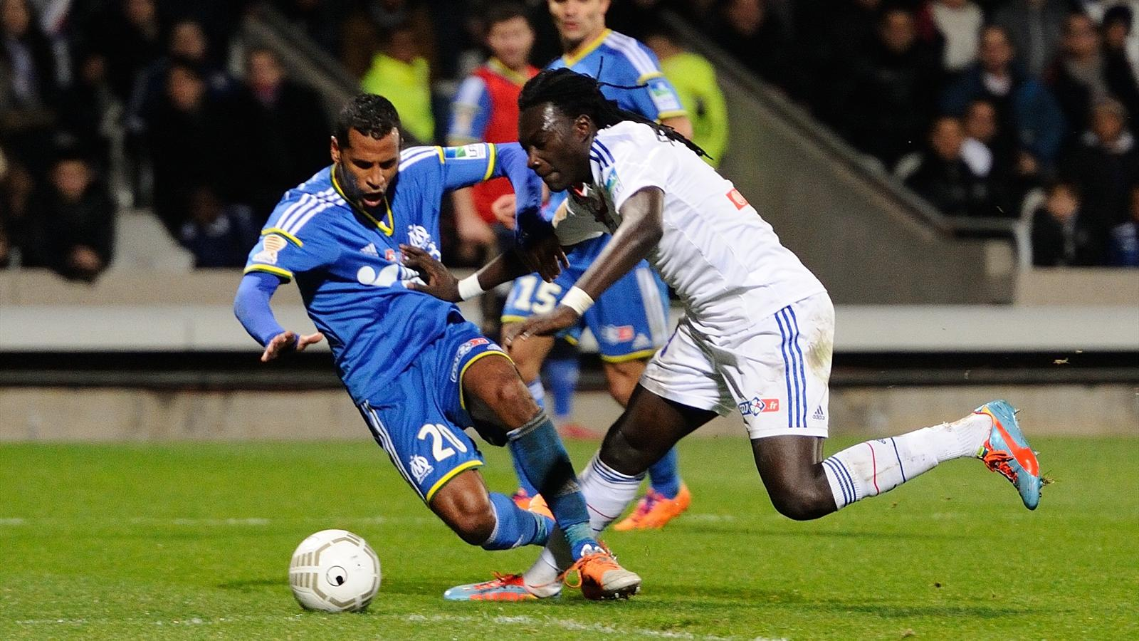 Match Olympique Lyonnais vs Olympique de Marseille en direct live streaming