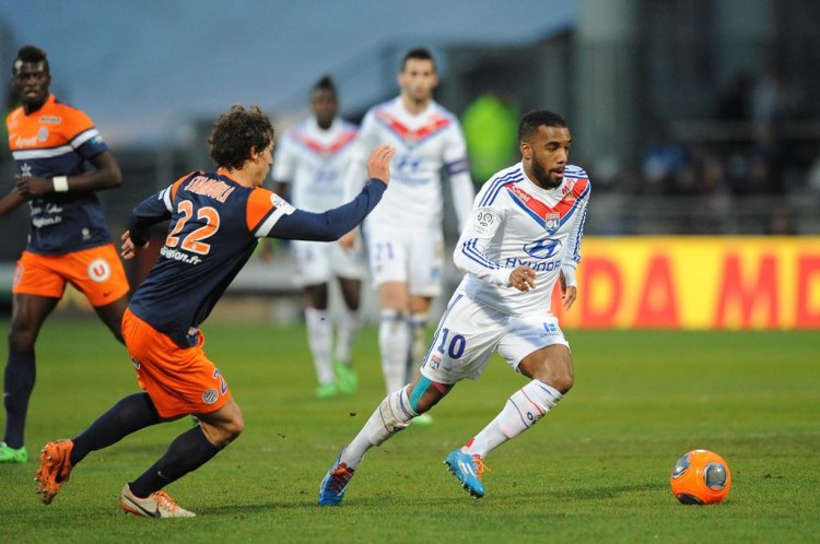 Match Olympique de Lyon vs Montpellier HSC en direct live streaming