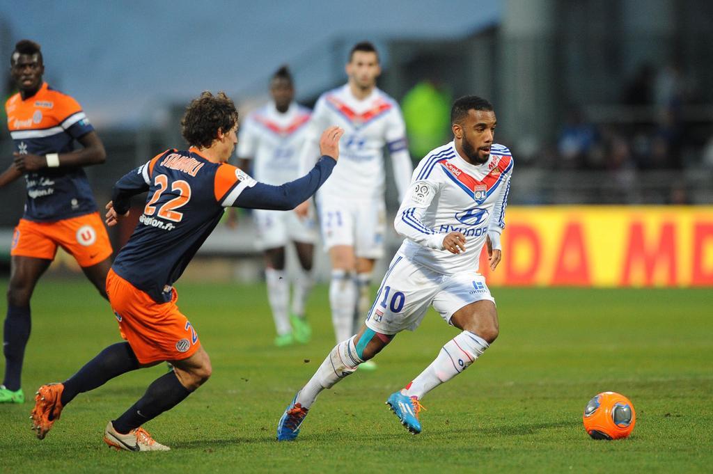 Match Olympique de Lyon vs Montpellier HSC en direct live streaming