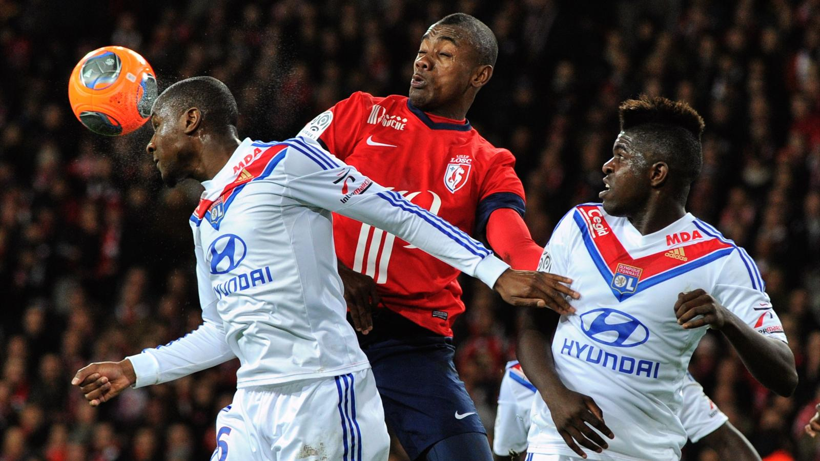 Match Olympique Lyonnais vs LOSC Lille en direct live streaming