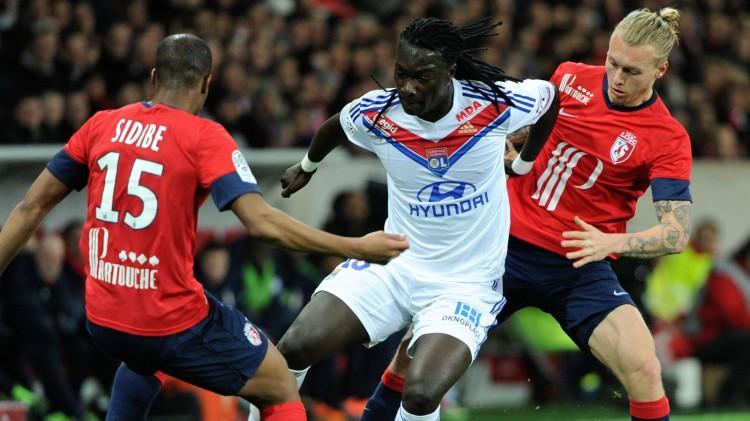 Match LOSC Lille vs Olympique de Lyon en direct streaming live